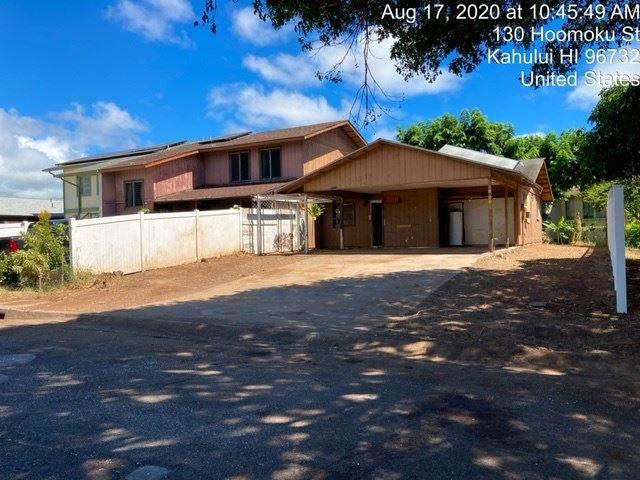 Photo for 140 Hoomoku St, Kahului, HI 96732 (MLS # 388210)