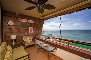 Photo of 3741 Lower Honoapiilani Rd #202, Lahaina, HI 96761 (MLS # 384214)