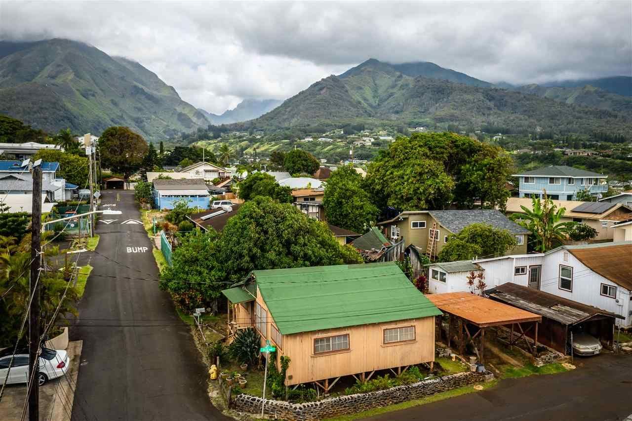 Photo of 1942 North St, Wailuku, HI 96793 (MLS # 391224)