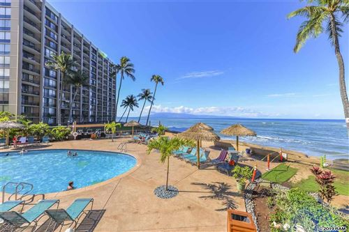 Photo of 4365 Lower Honoapiilani Rd #107, Lahaina, HI 96761 (MLS # 384286)