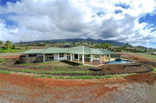 Photo of 111 Lewa Lani Pl #Lanikeha Ph II Lot 2, Lahaina, HI 96761-2950 (MLS # 390292)
