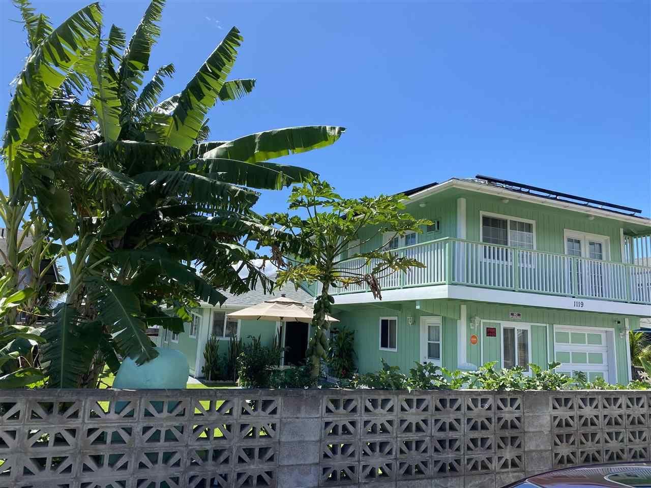 Photo of 1119 Hoalu St, Wailuku, HI 96793 (MLS # 392301)
