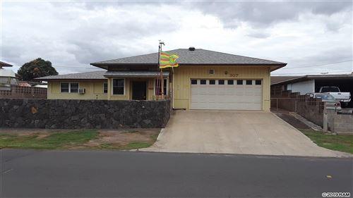 Photo of 307 Molokai Hema St, Kahului, HI 96732 (MLS # 385334)