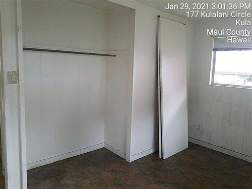 Tiny photo for 177 Kulalani Cir, Kula, HI 96790 (MLS # 390353)