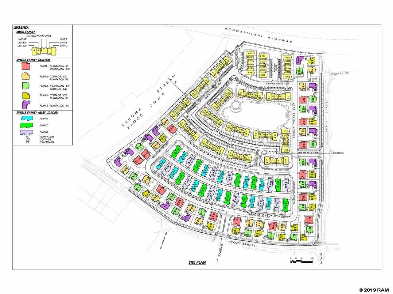 Photo of 238 Kahoma Village Loop #Home  2, Lahaina, HI 96761 (MLS # 385355)