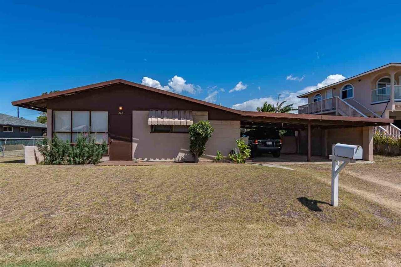 Photo of 263 W Kauai St, Kahului, HI 96793 (MLS # 388364)