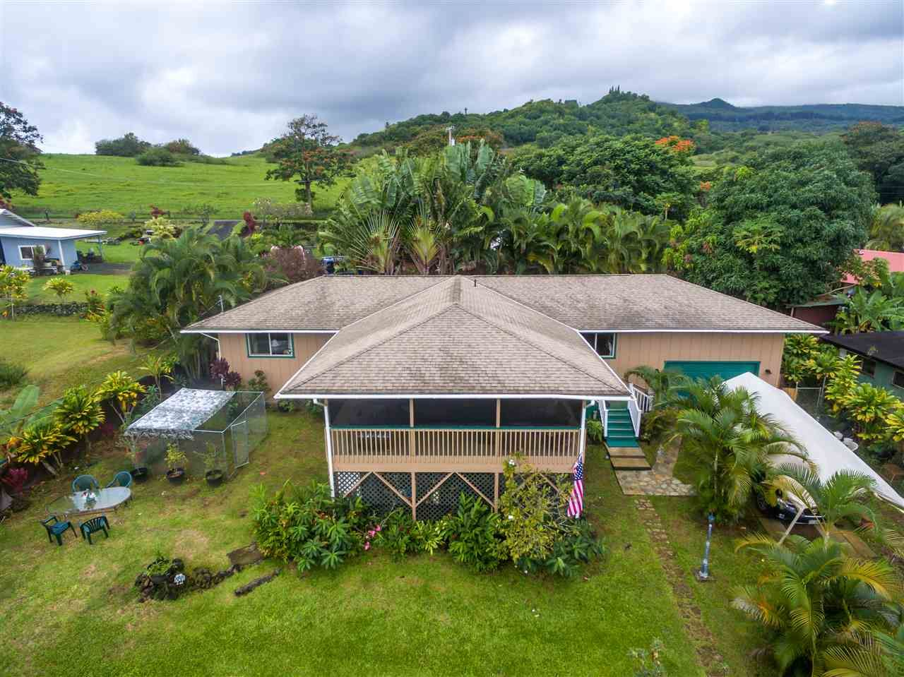 Photo of 33 Noenoe Pl, Hana, HI 96713 (MLS # 389374)