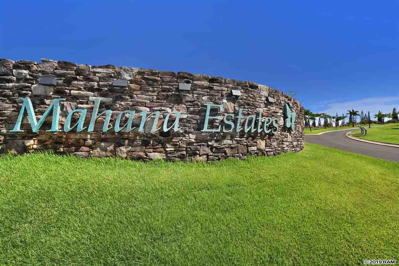 Photo of 540 Mahana Ridge St #Lot 34, Lahaina, HI 96761 (MLS # 385389)
