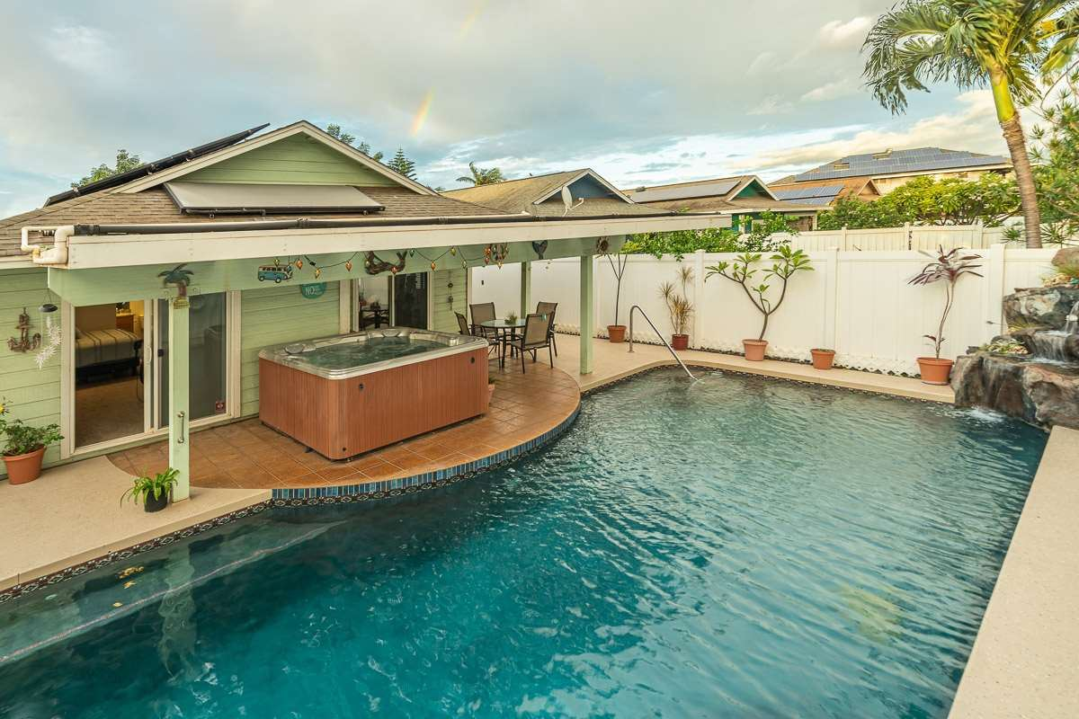 Photo for 36 Laumaewa Loop, Kihei, HI 96753-8257 (MLS # 389392)
