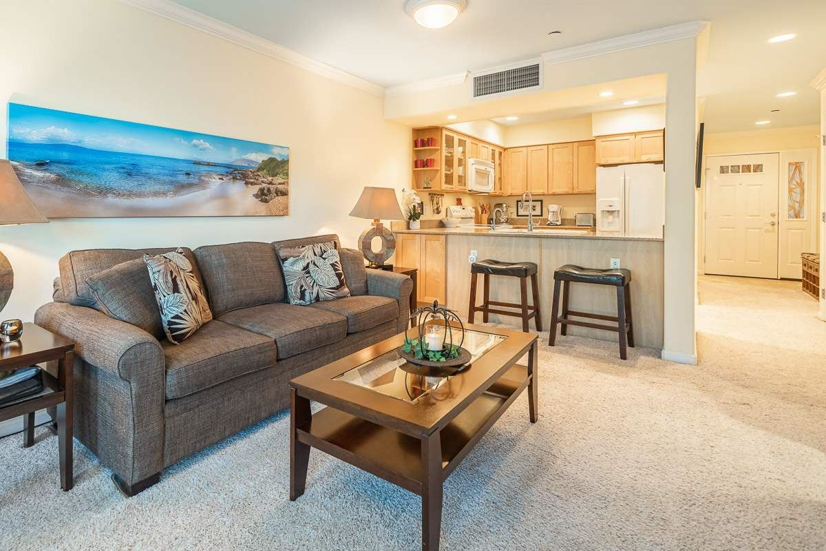Photo of 44 Kanani Rd #3-102, Kihei, HI 96753 (MLS # 390408)