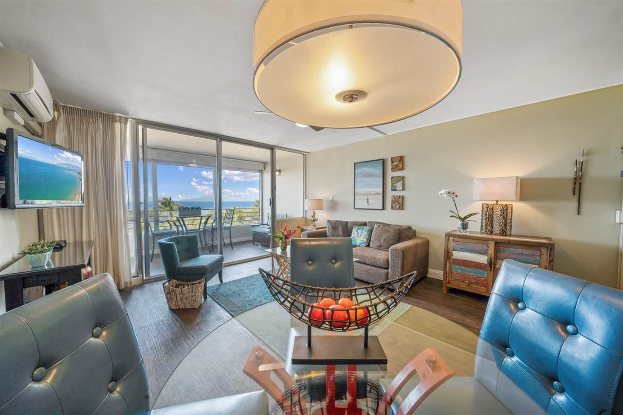 Photo of 2385 S Kihei Rd #608, Kihei, HI 96753 (MLS # 390420)
