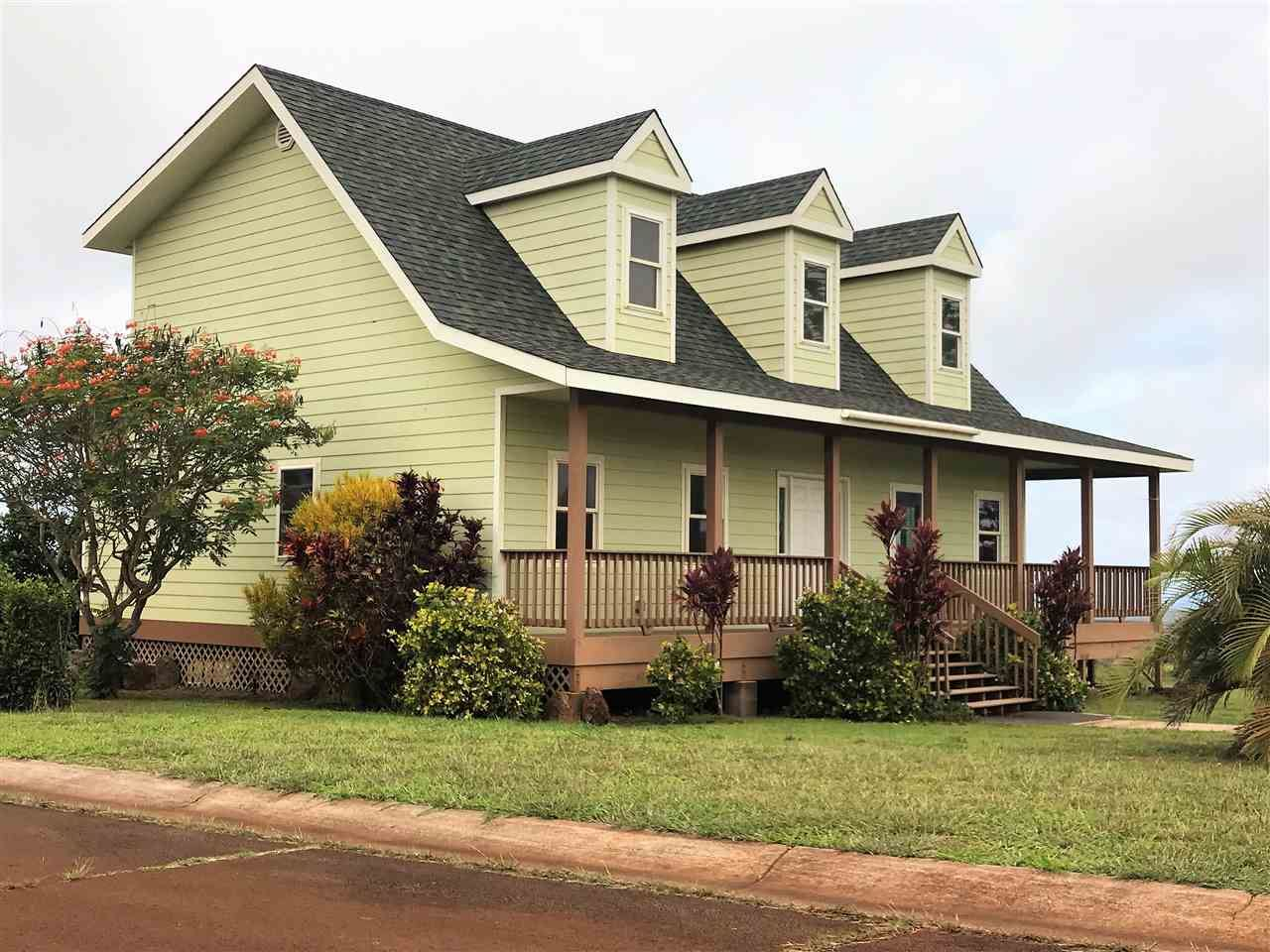 Photo of 103 Kaana St, Maunaloa, HI 96770 (MLS # 386428)