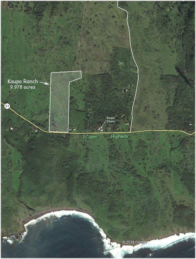 Photo of 34701 Kaupo Gap Rd, Hana, HI 96713 (MLS # 386431)