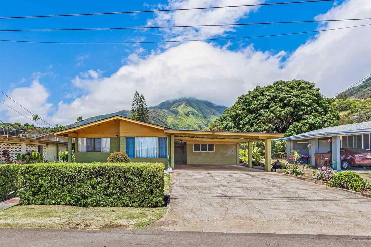 Photo of 377 Konahea St, Wailuku, HI 96793-1186 (MLS # 392440)
