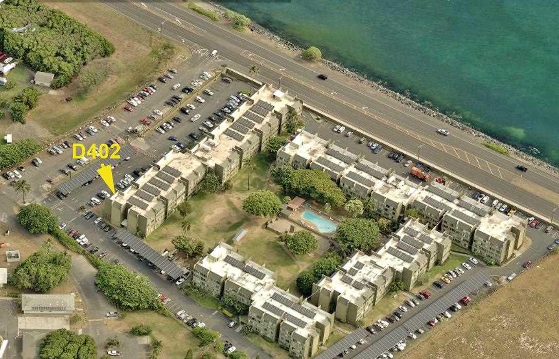 Photo of 111 KAHULUI BEACH Rd #D402, Kahului, HI 96732 (MLS # 391449)
