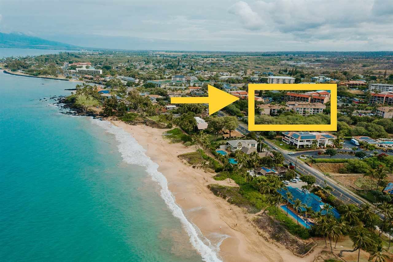 Photo of 2219 S Kihei Rd #B308, Kihei, HI 96753 (MLS # 386454)