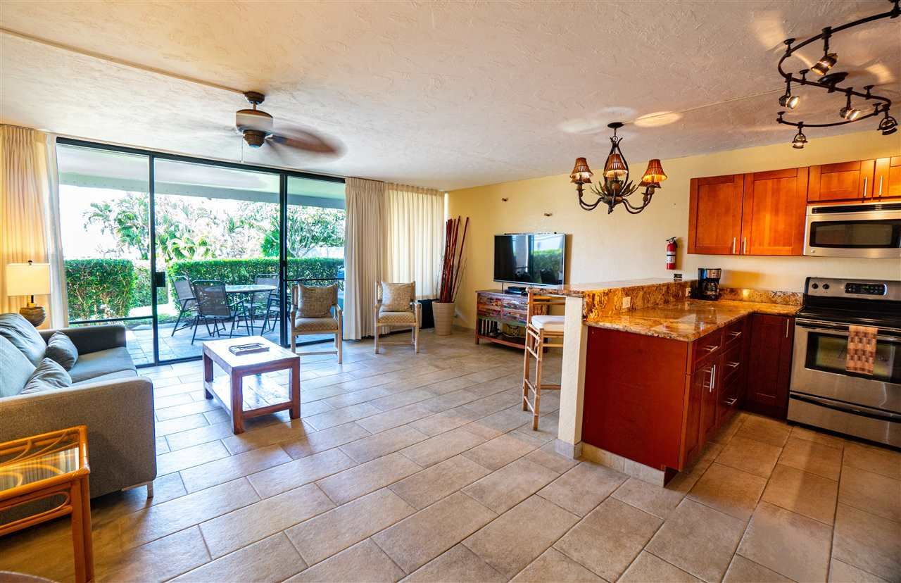 Photo of 2387 S Kihei Rd #A101, Kihei, HI 96753 (MLS # 390457)