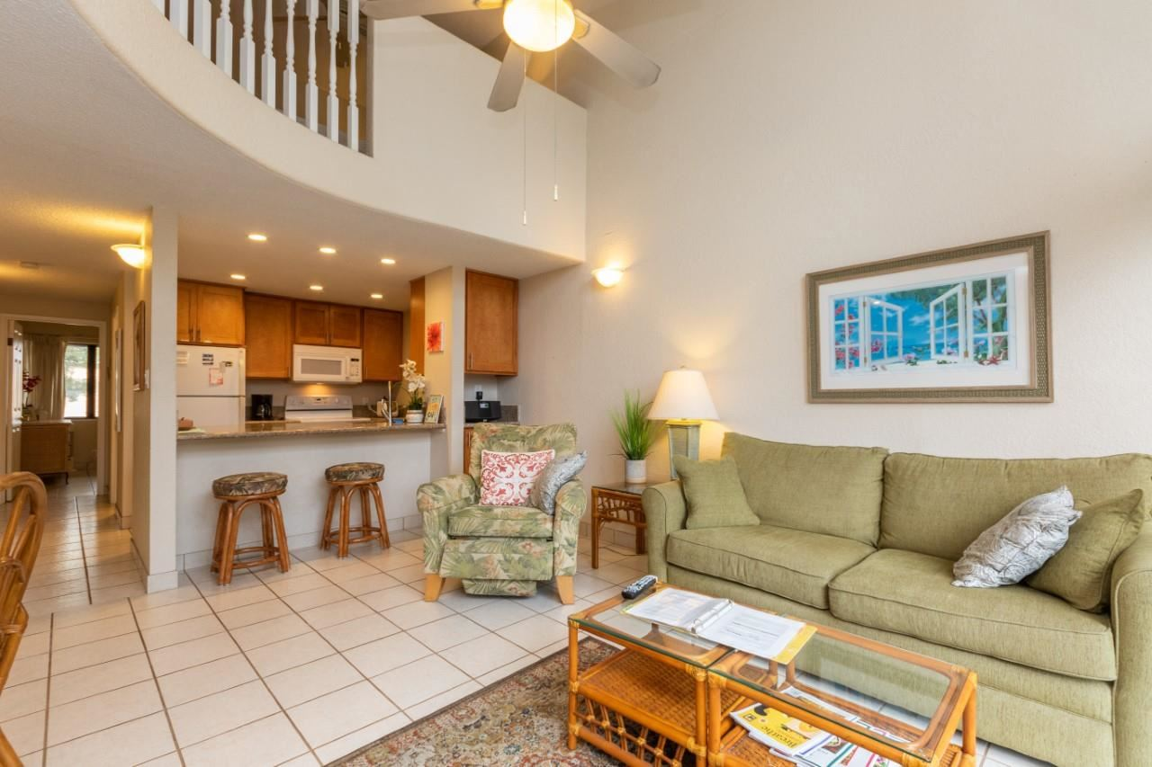 Photo of 1299 ULUNIU Rd #D203, Kihei, HI 96753 (MLS # 390482)
