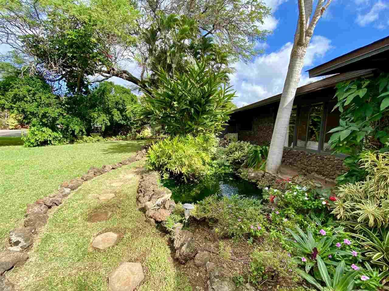 Photo of 452 LAULEA Pl, Paia, HI 96779 (MLS # 390497)