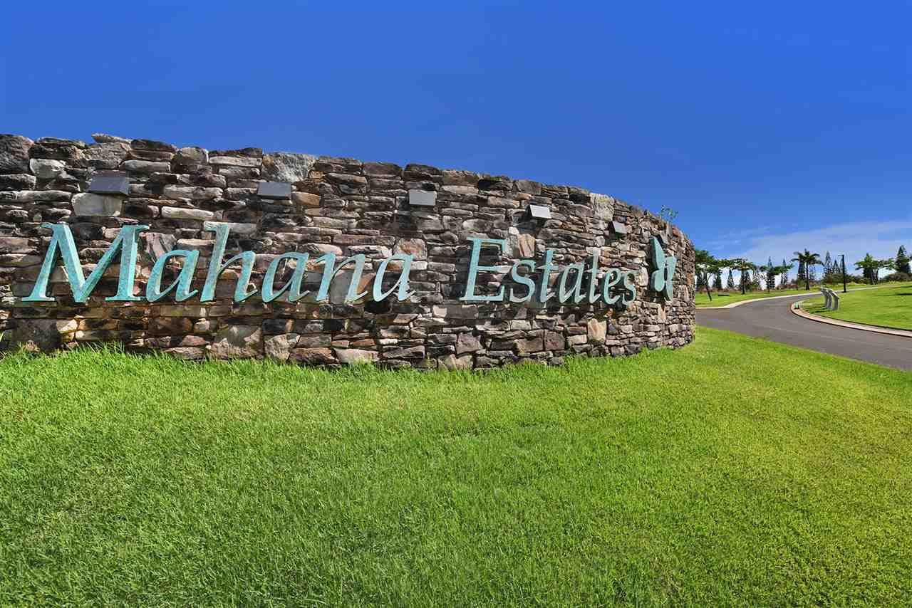 Photo of 405 Mahana Ridge St #Lot 23, Lahaina, HI 96761 (MLS # 390499)
