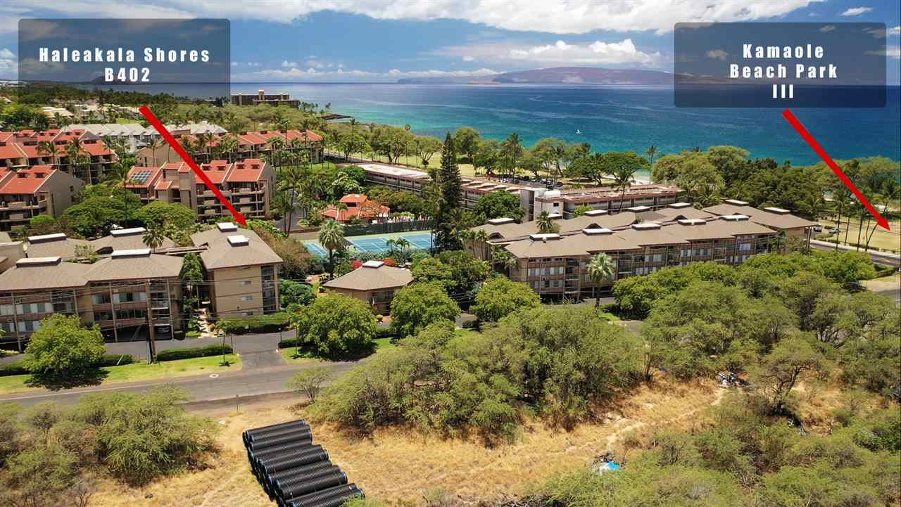 Photo of 2619 S Kihei Rd #B402, Kihei, HI 96753 (MLS # 387508)