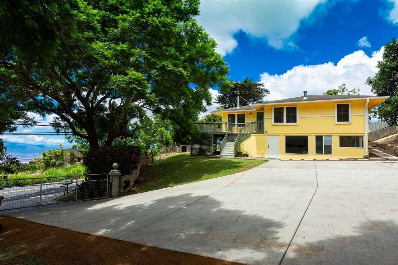 Photo of 15301 Haleakala Hwy, Kula, HI 96790-8075 (MLS # 388515)
