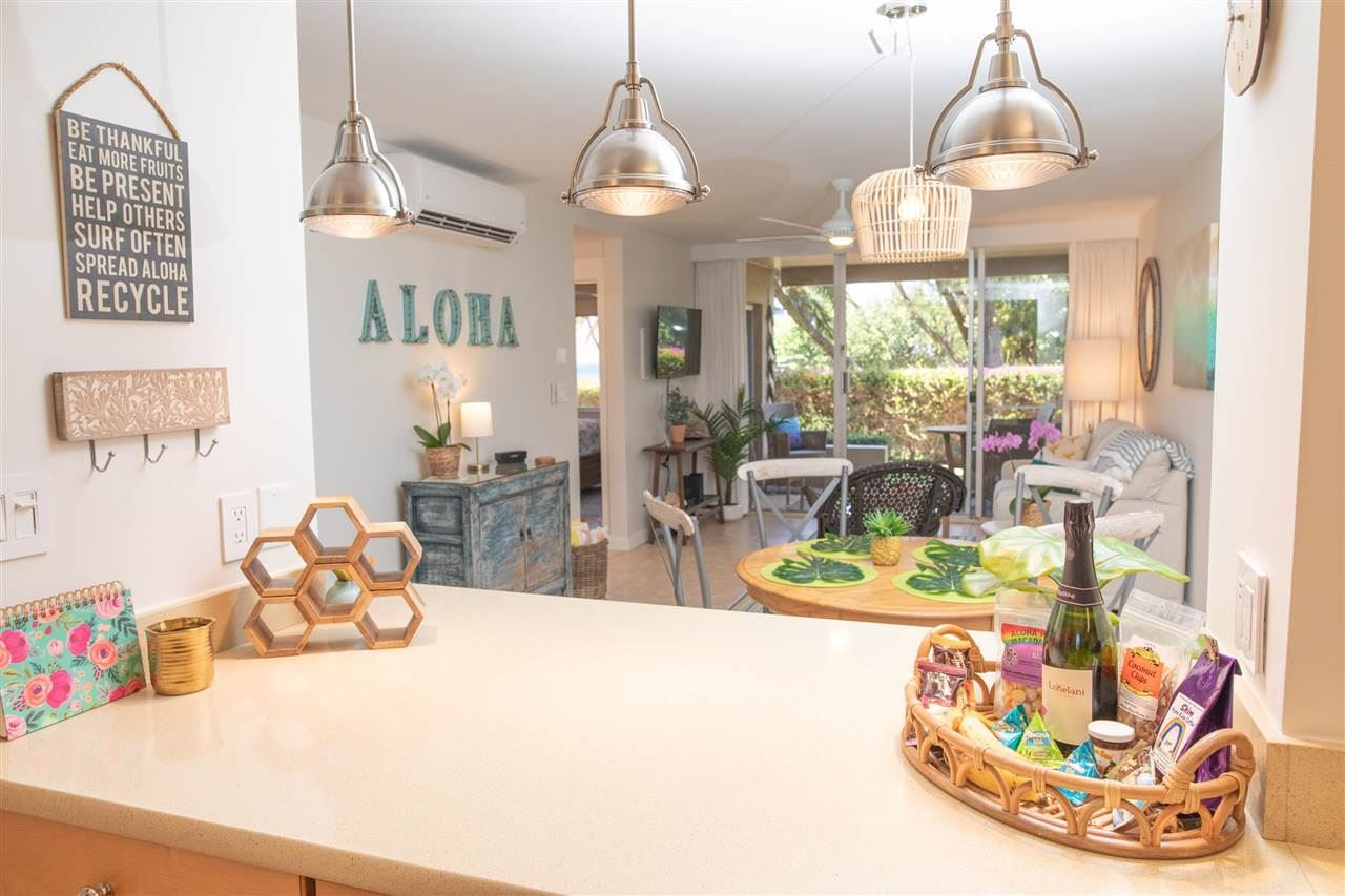 Photo of 760 S Kihei Rd #102, Kihei, HI 96753 (MLS # 387518)