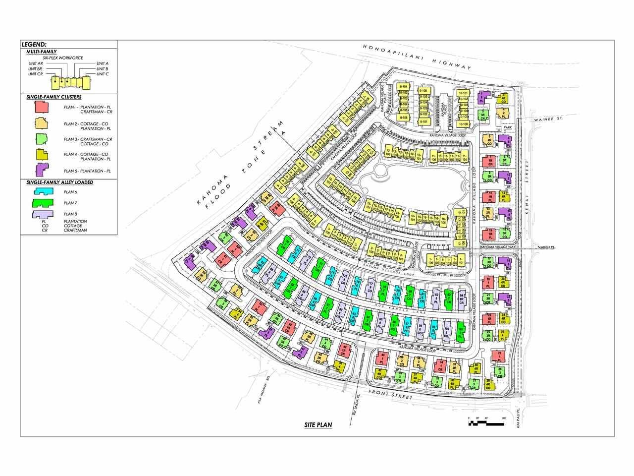 Photo of 202 Kahoma Village Loop #Home 9, Lahaina, HI 96761 (MLS # 387530)