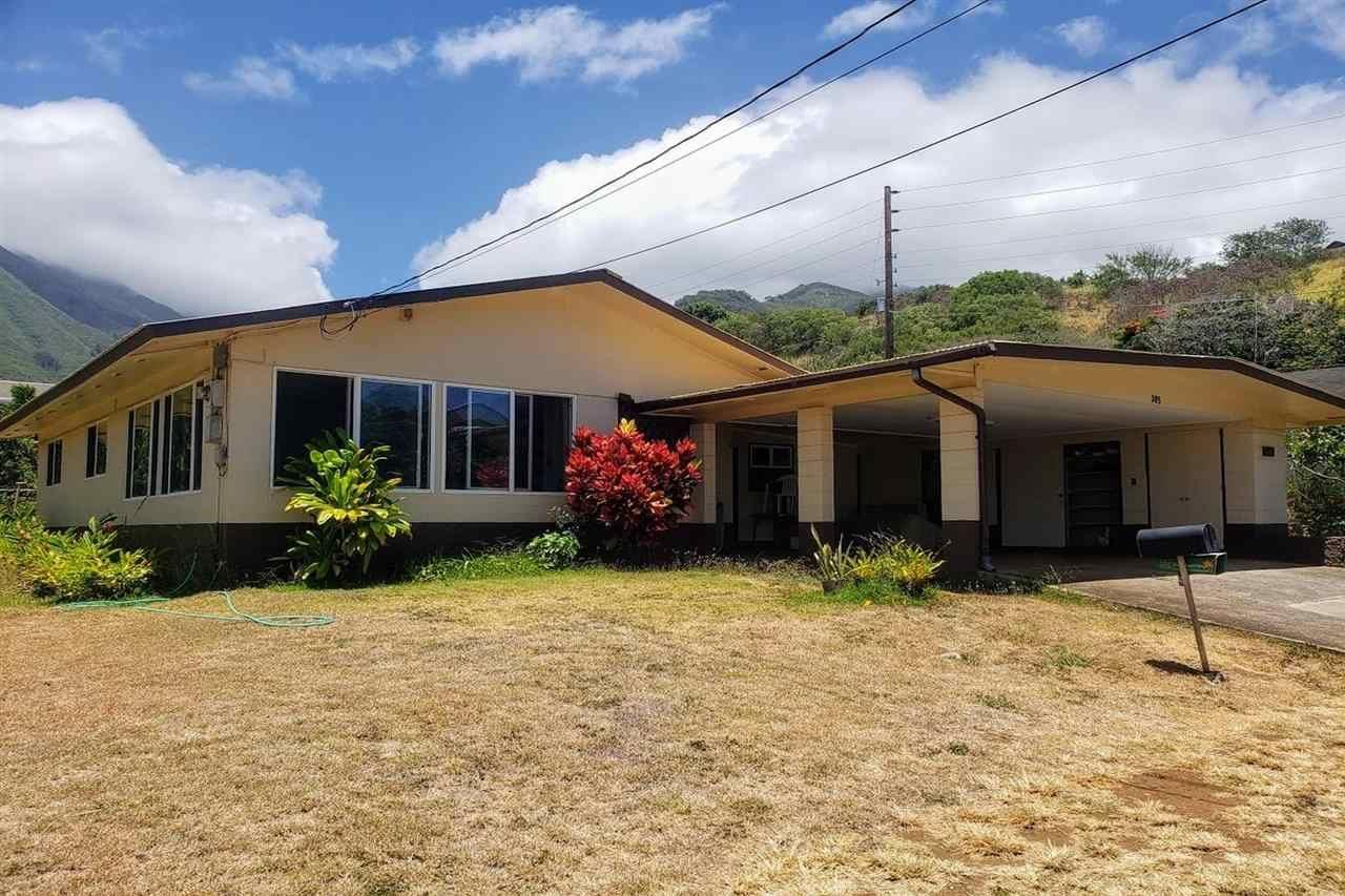 Photo of 385 Nenea St, Wailuku, HI 96793 (MLS # 392535)