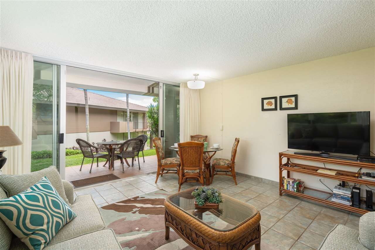 Photo of 2661 KEKAA Dr #F-101, Lahaina, HI 96761 (MLS # 387553)