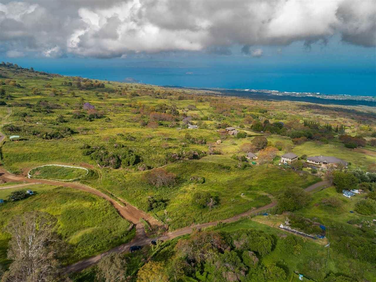 Photo of 275 Kealakapu Rd #Lot 2 Sherman Thomps, Kula, HI 96790 (MLS # 389554)