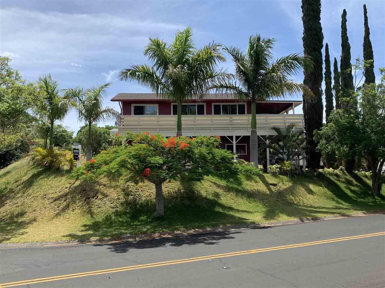 Photo of 285 Kaupea St, Makawao, HI 96768-8020 (MLS # 391554)