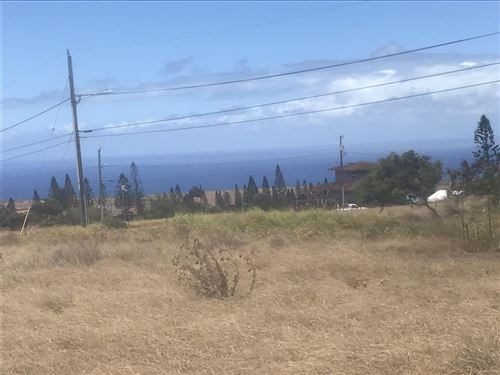 Photo of 0 Puunana St #Lot 508, Maunaloa, HI 96770 (MLS # 392568)