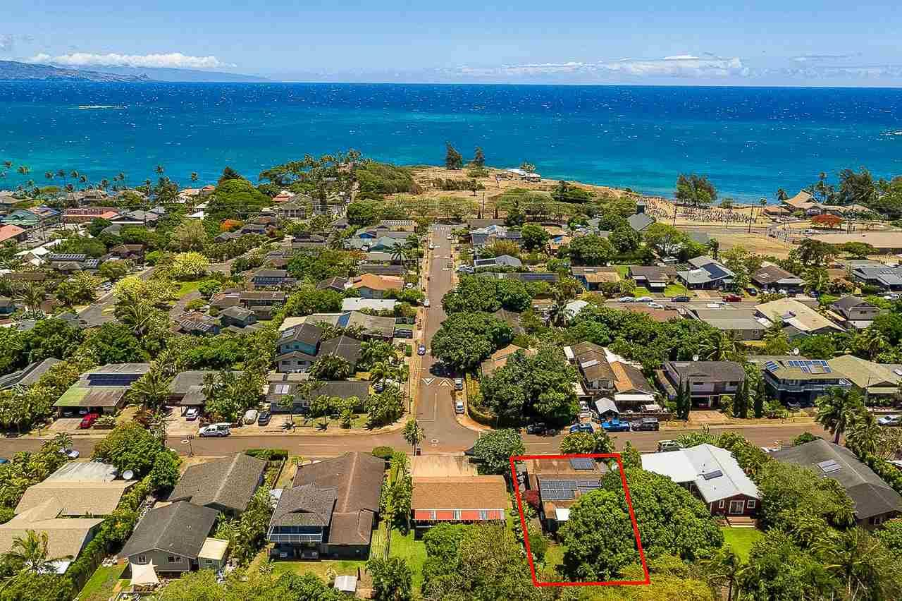 Photo of 204 Kahiko St, Paia, HI 96779 (MLS # 387570)