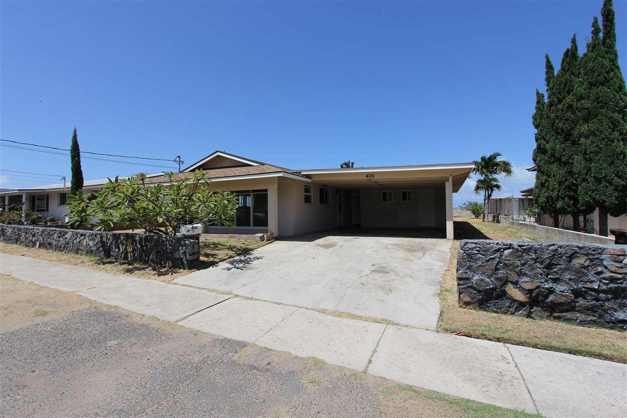 Photo of 405 Holua Dr, Kahului, HI 96732 (MLS # 392579)