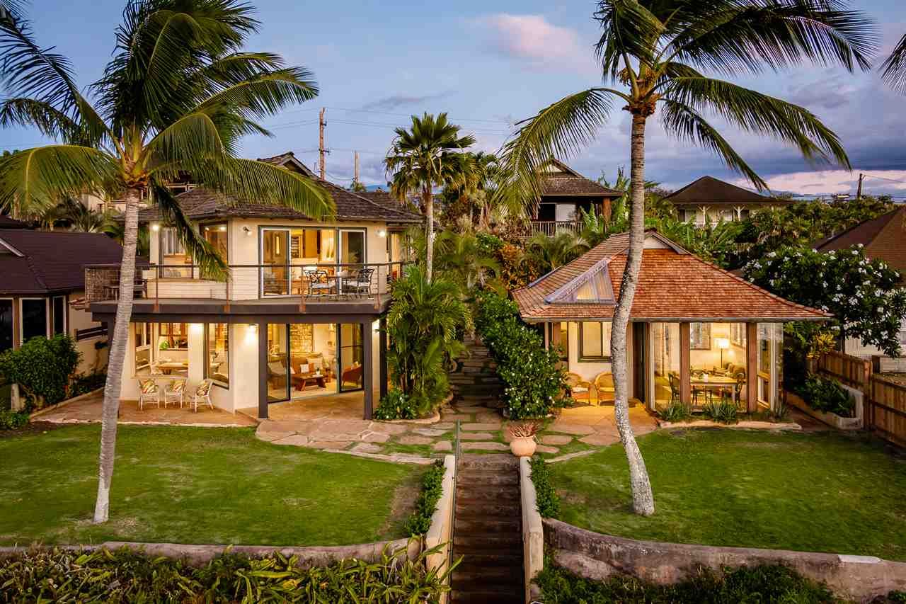 Photo of 525 Hana Hwy #A B C, Paia, HI 96779-9732 (MLS # 388588)