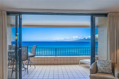 Photo of 106 KAANAPALI SHORES Pl #504, Lahaina, HI 96761 (MLS # 387593)