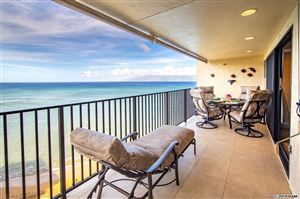 Photo of 4401 Lower Honoapiilani Rd #A801, Lahaina, HI 96761 (MLS # 384597)