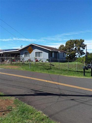 Photo of 21 Hoolai St, Makawao, HI 96768 (MLS # 388597)