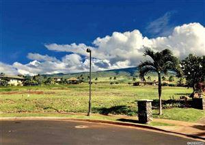 Photo of 1015 Anapuni Pl #Lot 62 Phase 1, Lahaina, HI 96761 (MLS # 384610)