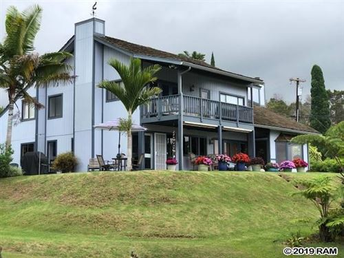 Photo of 1009 Lower Kimo Dr, Kula, HI 96790-8247 (MLS # 383629)