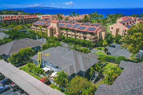 Photo of 160 KEONEKAI Rd #7-101, Kihei, HI 96753 (MLS # 386642)