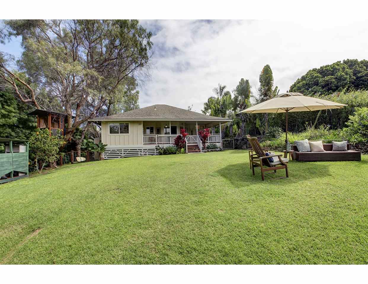 Photo of 4748 Kula Hwy #B, Kula, HI 96790 (MLS # 386734)