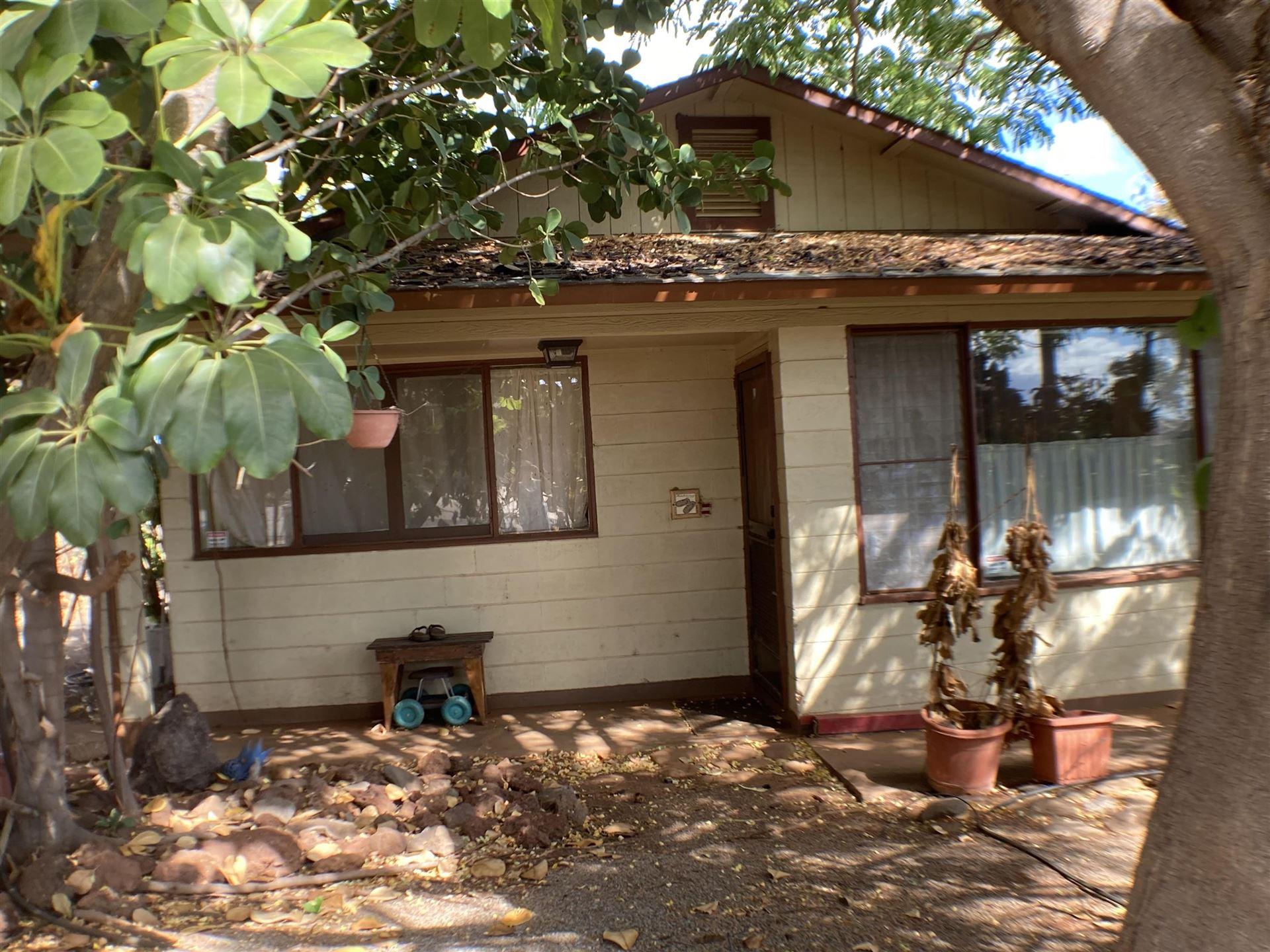 Photo of 100 Iliahi Pl, Kaunakakai, HI 96748-0000 (MLS # 392741)
