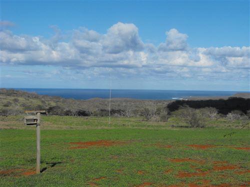 Tiny photo for 1560 Kalua Koi Rd, Maunaloa, HI 96770 (MLS # 392745)