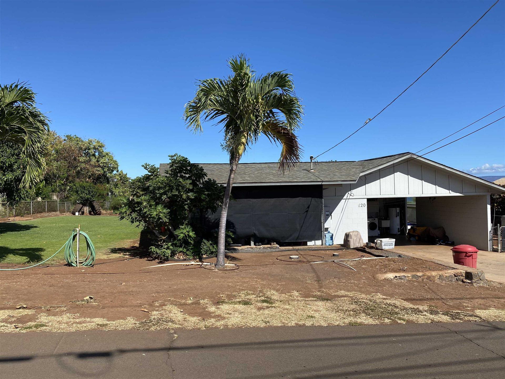 Photo of 120 Aahi St, Kaunakakai, HI 96748 (MLS # 392779)