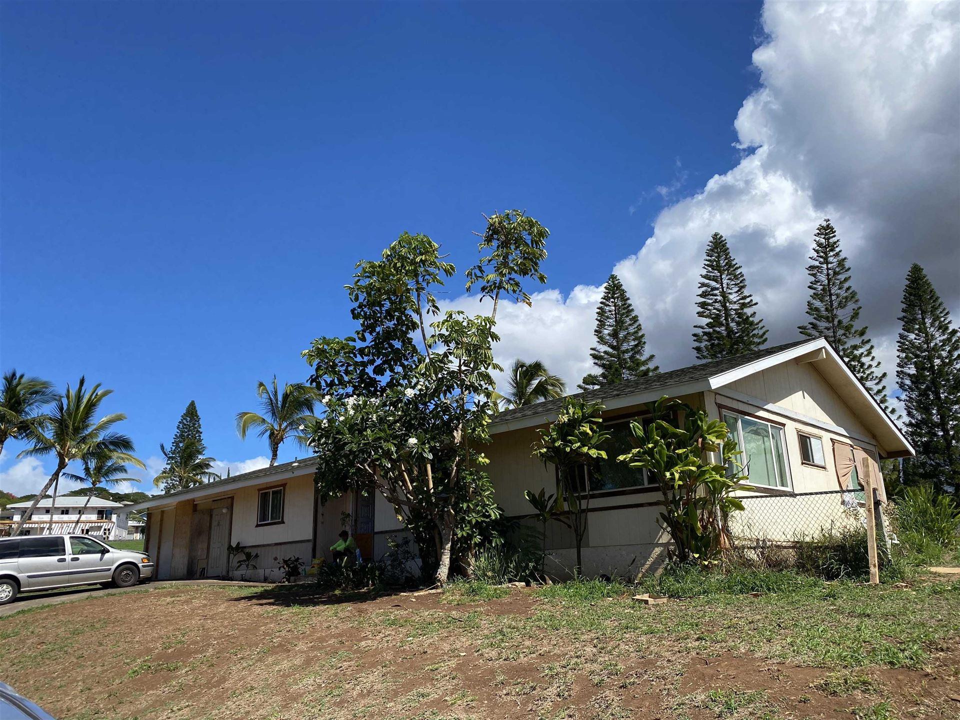 Photo for 2810 Keikilani St, Makawao, HI 96768-8625 (MLS # 392815)