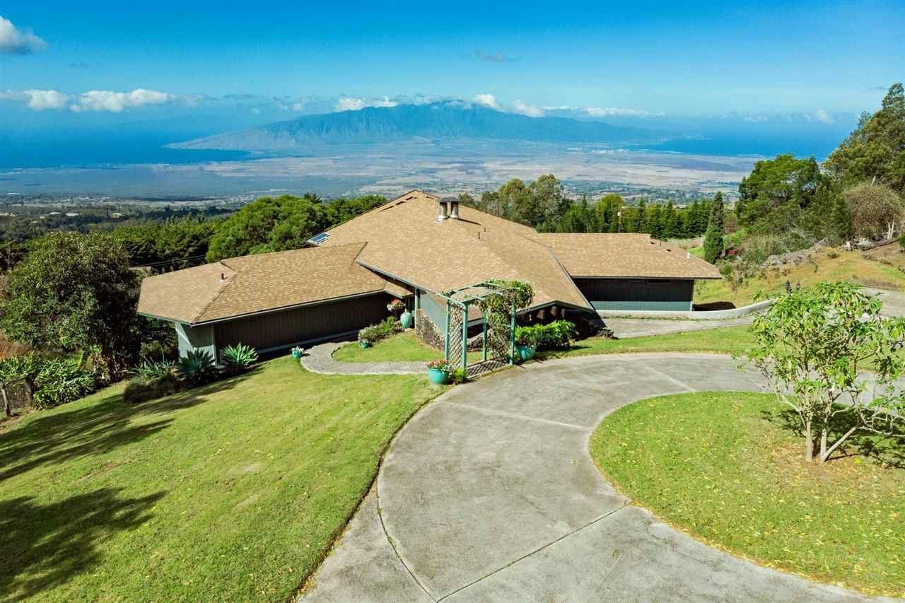 Photo of 17578 Haleakala Hwy, Kula, HI 96790-8032 (MLS # 389827)