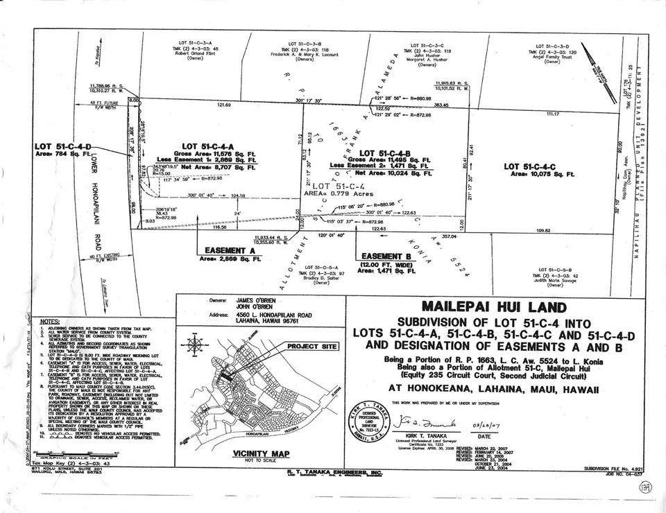 Photo of 5190 Lower Honoapiilani Rd, Lahaina, HI 96761 (MLS # 390854)
