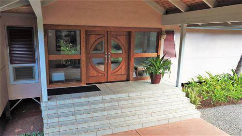 Tiny photo for 4670 Pohakuloa Rd, Maunaloa, HI 96770 (MLS # 392870)